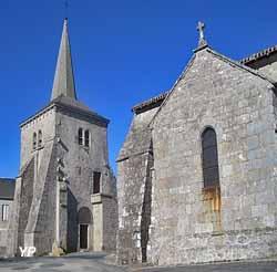 Église Saint-Martial (Creuse Confluence Tourisme)