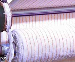 Fabrication du velours pour les rouleaux à peindre