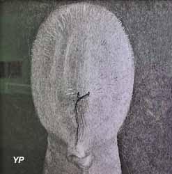 Présences d'esprits, Le gardien de la conscience (Christine Mathieu, exposition temporaire 2018)