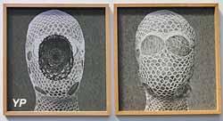 Présences d'esprits (Christine Mathieu, exposition temporaire 2018)