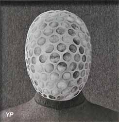 Présences d'esprits, L'indulgent (Christine Mathieu, exposition temporaire 2018)