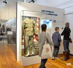 Musée de la Résistance et de la Déportation de l'Ain (Carine Monfray)