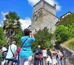 Tour Monréal (Office de Tourisme du Béarn des Graves)