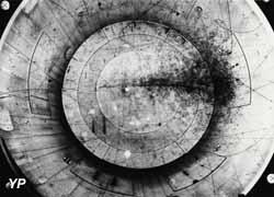 L'oeil mécanique - Traces de particules 1970-1980