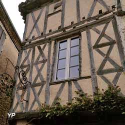 Village circulaire de Fourcès