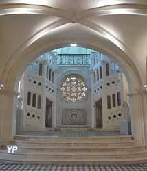 Chapelle des Ursulines (ancien Musée des Beaux-arts) (Musée & Parc Buffon - Montbard)