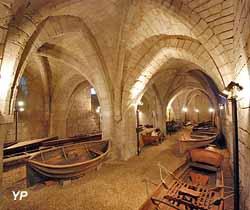 Grand Cellier du Prieuré (Ville de Conflans-sainte-Honorine)