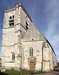 Église Saint-Denis (Mairie de Merry-sur-Yonne)
