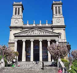 Église Saint-Vincent-de-Paul (Saint-Vincent-de-Paul)