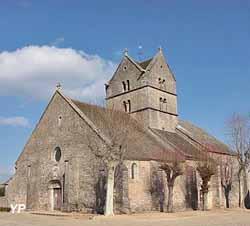 Église Saint-Symphorien de Touches (Sauvegarde du Patrimoine de Mercurey)