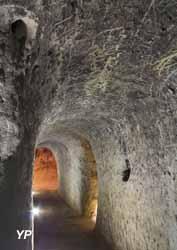 Souterrain du Castela (OT Tarn-Agout)