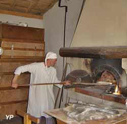 Moulin à vent du Champ de la truie - Fête du pain (ASMN Nalliers)