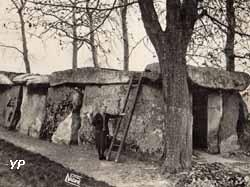 Dolmen de Bagneux