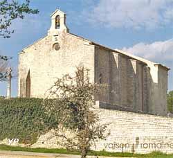 Chapelle Saint-Quenin (Ville de Vaison-la-Romaine)
