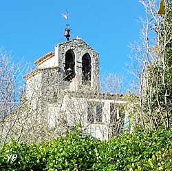 Église de la Nativité-de-Saint-Jean-Baptiste (Mairie de Saint Jean de Cuculles)