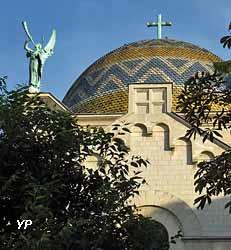 Chapelle des Sœurs Auxiliatrices (Secrétariat des Sœurs Auxiliatrices)