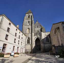 Abbatiale de Saint-Seine-l'Abbaye