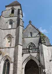 Abbatiale de Saint-Seine-l'Abbaye (Office de Tourisme Forêts, Seine et Suzon / P. Kibler)