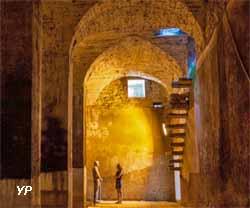 La cathédrale souterraine (Michel de BOISGELIN)