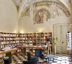 Salle à manger du Duc - librairie Agathe Perreau