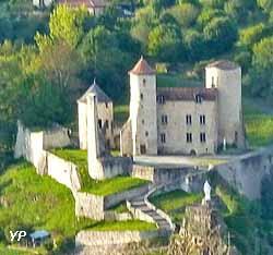 Château de Laroquebrou