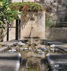 Fontaine du Bacchus