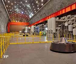 Centrale hydroélectrique EDF de Montézic
