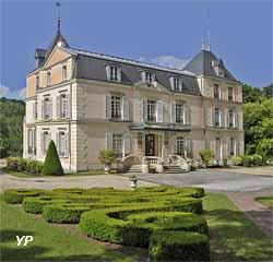 Maison littéraire de Victor Hugo - Château des Roches