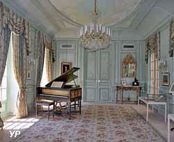 Maison littéraire de Victor Hugo - Salon Bertin