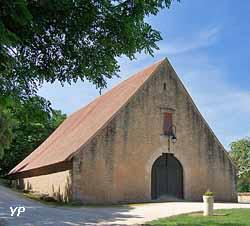 Grange dîmière (Association Lanquais, sauvegarde du patrimoine public (LSPP))