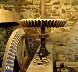 Moulin de Marcy - musée de la Meunerie