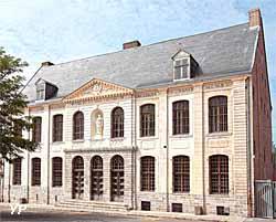 Présidial de Flandre (Ville de Bailleul)