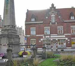 I.h.f (info Histoire de Flandres) (Ville de Bailleul)