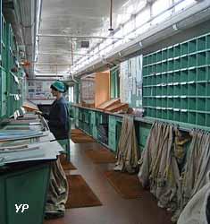 Musée postal des anciens ambulants de Toulouse (Musée postal des anciens ambulants)