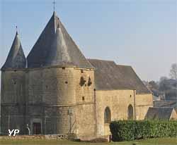 Église fortifiée Saint-Etienne de Servion