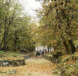 Site médiéval de Quirieu (Imagine Quirieu)