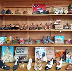 Musée des Métiers de la Chaussure - Magasin ancien