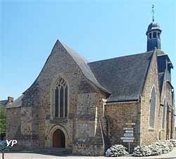 Église Notre-Dame-de-l'Assomption (Mairie de Livré-La-Touche)