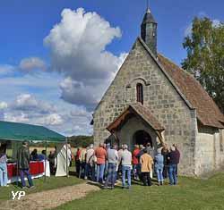 Chapelle Saint-Gilles - Journées du Patrimoine (Association Histoire et Patrimoine)