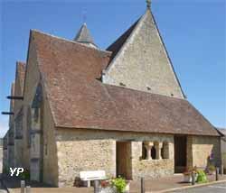 Église Saint-Aubin (Ville de Saint-Aubin-des-Coudrais)
