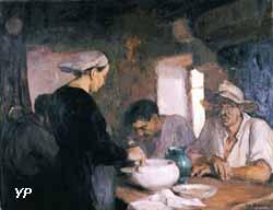 La soupe du soir (Ville du Mans)