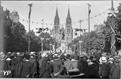 Le 14 juillet 1919 à Moulins