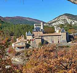 Château d'Aulan (Annie Feuillas)