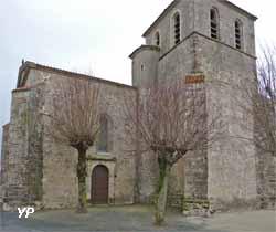 Église Saint-Pierre du Simon (Mairie de Sainte-Hermine)