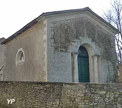 Temple protestant (Mairie de Sainte-Hermine)