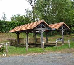 Lavoir Gachagnon (Mairie de Sainte-Hermine)