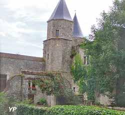 Château de Courcelles-le-Roy