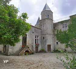 Château de Courcelles-le-Roy (Pierre Capitaine)