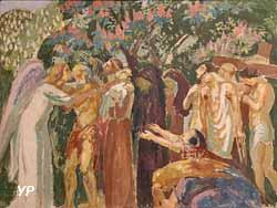 Les Béatitudes (Maurice Denis, 1915)