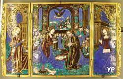 Triptyque (Limoges, début XVIe s.)